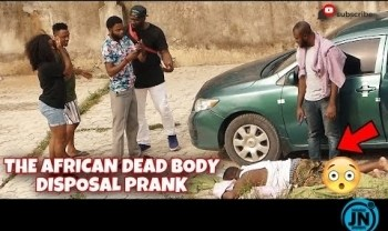 Mc Makopolo - The African Dead Body Disposal Prank